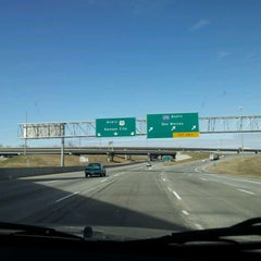 Photo taken at Grandview Triangle by Michael H. on 3/4/2012
