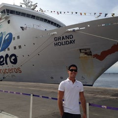 Photo taken at Ibero Grand Holiday by Daniel P. on 3/10/2012
