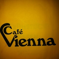 Photo taken at Café Vienna by Christian D. on 6/7/2012