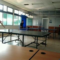 Photo taken at Perpustakaan STAN by Betlegusa Y. on 5/26/2012