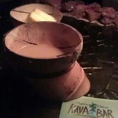 Photo taken at Fiji Kava Bar by Kj on 8/5/2012