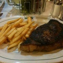 Photo taken at La Siesta Restaurant Bar by Marco S. on 4/26/2012