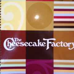 Photo taken at The Cheesecake Factory by Cj J. on 4/6/2012