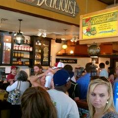 Photo taken at Potbelly Sandwich Shop by Kurt von Schleicher w. on 5/23/2012