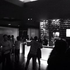 Photo taken at Burgundy Bar & Lounge by Ling Ling T. on 3/24/2012