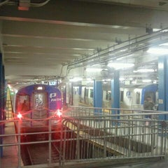 Photo taken at 33rd St PATH Station by The Official Khalis on 2/8/2012