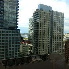 Photo taken at Grand Hyatt Seattle by Mark M. on 5/10/2012