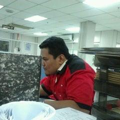 Photo taken at Mitsui-Soko (M) Sdn. Bhd. by Dhaniah M. on 6/11/2012