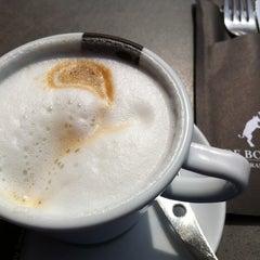 Photo taken at Restaurant De Bonte Koe by Brenda D. on 4/30/2012