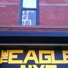 Photo taken at The Eagle by Chris J. on 6/17/2012