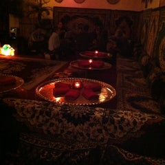 Photo taken at El Morocco by Barbara S. on 2/26/2012