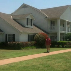 Photo taken at Southfork Ranch by Michael T. on 4/27/2012