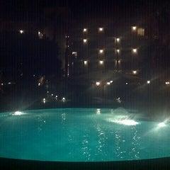 Photo taken at Hotel Lucerna by Fernando E G. on 5/9/2012