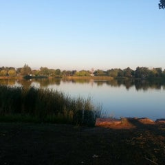 Photo taken at Huston Lake Park by Chris Gibson -. on 9/8/2012