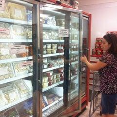 Photo taken at Labriola's Italian Market by Thomas R. on 8/26/2012