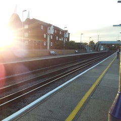 Photo taken at Rainham Railway Station (RAI) by Ashley F. on 9/5/2012