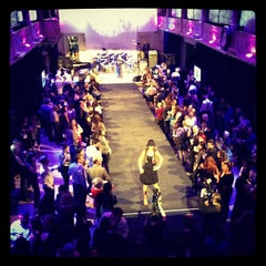 Photo taken at Espace Hypérion by Maxime F. on 4/19/2012