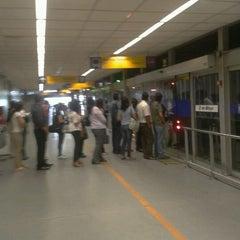 Photo taken at Estación 2 de Mayo - Metropolitano by Miguel M. on 3/7/2012