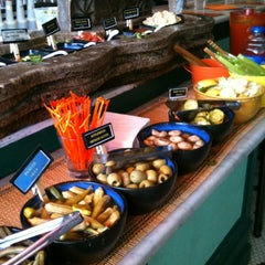 Photo taken at East Coast Grill & Raw Bar by Anne C. on 6/30/2012