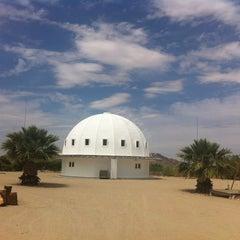 Photo taken at Integratron by Nancy H. on 7/4/2012