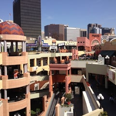 Photo taken at Westfield Horton Plaza by Justin R. on 3/27/2012