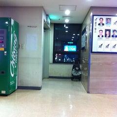 Photo taken at 태평백화점 (Taepyung Department Store) by Hwa Seek J. on 6/27/2012