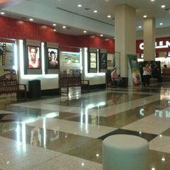 Photo taken at Cinemark by Ricardo M. on 3/28/2012
