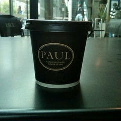 Photo taken at Paul by Catarina L. on 4/24/2012