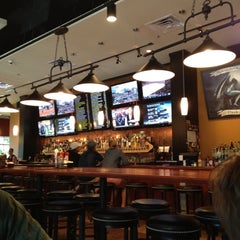 Photo taken at Frisco Tap House & Brewery by Karen W. on 5/20/2012