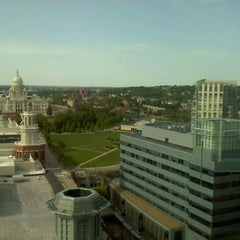 Photo taken at Omni Providence by Jessica S. on 5/20/2012