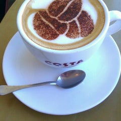Photo taken at Costa Coffee by Zoltan H. on 9/9/2012