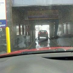 Photo taken at Rainmaker Car Wash by Scott M. on 3/16/2012