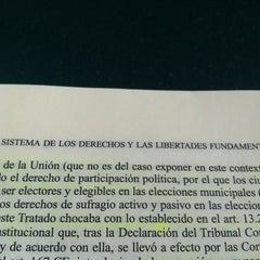 Photo taken at Biblioteca Francisco De Vitoria by Pablo R. on 4/17/2012