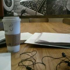 Photo taken at Starbucks by Samantha J. on 3/12/2012