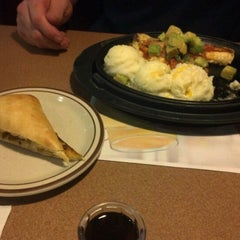 Photo taken at Denny's by Mary H. on 3/22/2012