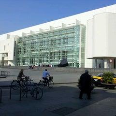 Photo taken at Museu d'Art Contemporani de Barcelona (MACBA) by Alexey S. on 3/27/2012