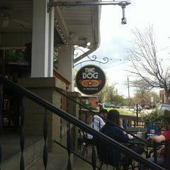 Photo taken at The Dog of Nashville by Emily H. on 3/17/2012