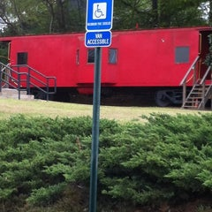 Photo taken at Southern Museum of Civil War and Locomotive History by Sarah S. on 3/22/2012
