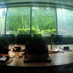 Photo taken at Microsoft Studio G by Brett R. on 6/8/2012