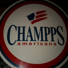 Photo taken at Champps Americana by Jay B. on 7/21/2012
