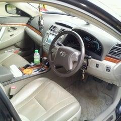 Photo taken at Toyota Servis Bahau by Adzmie I. on 2/25/2012