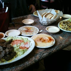 Photo taken at Pita Inn by Johnny F. on 3/25/2012