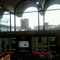 Photo taken at Estación de Autobuses de Santander by Philippe V. on 7/15/2012