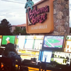 Photo taken at Bahama Breeze by SarahMae F. on 8/12/2012
