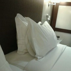 Photo taken at AC Hotel Gijón by Lucia L. on 4/28/2012