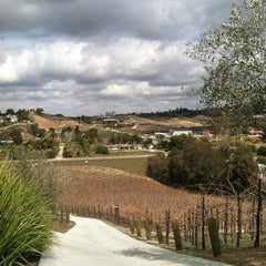 Photo taken at Oak Mountain Winery by Stephanie on 2/19/2012