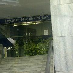 Photo taken at Bank Mandiri Juanda by Angga N. on 3/25/2012