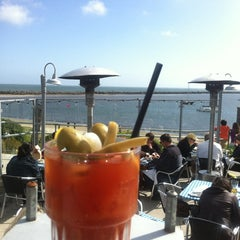 Photo taken at Sam's Chowder House by Jessica V. on 4/14/2012