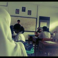 Photo taken at SMA Negeri 5 Makassar by Muhammad F. on 3/26/2012
