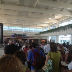 Photo taken at TSA Security Checkpoint by Tom L. on 7/23/2012